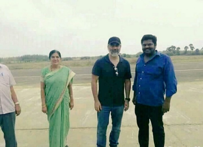 Ajith Kumar looks fit as a fiddle in his latest pic