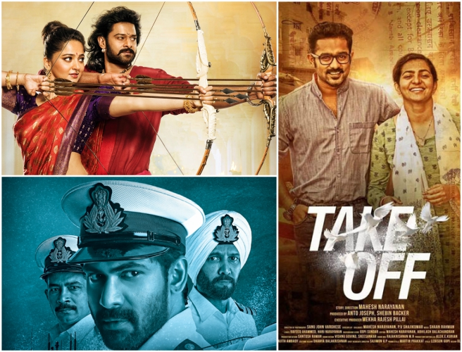 65th National Film Awards: Baahubali, Ghazi and Take Off shine at prestigious awards
