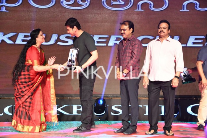 Photos: Mahesh Babu and others at Bharat Ane Nenu blockbuster celebrations!
