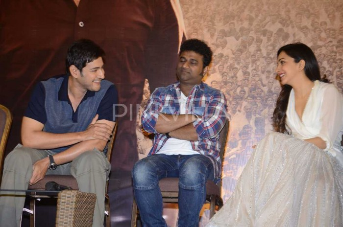 Photos: Mahesh Babu, Kiara Advani, Siva Koratala and others celebrate the success of Bharat Ane Nenu