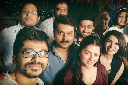 Bhumika joins the shooting sets of Samantha Akkineni starrer U-Turn