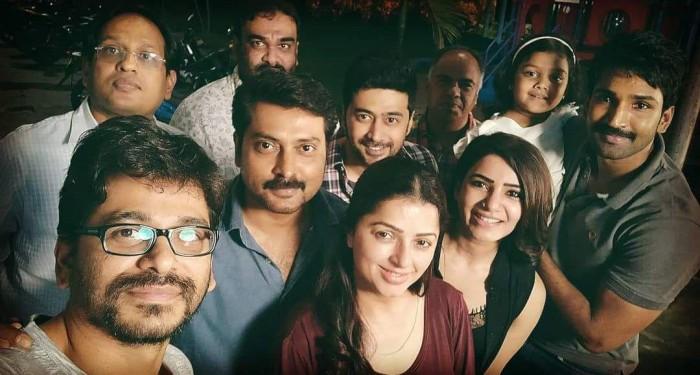 Bhumika joins the shooting sets of Samantha Akkineni starrer U-Turn