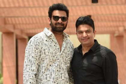 Bhushan Kumar's T-Series inks a deal with UV Creations, set to present the Hindi version of Prabhas' Saaho