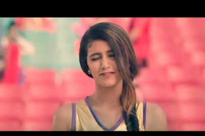 Watch: Priya Prakash Varrier's new wink act on the cricket ground is winning hearts!