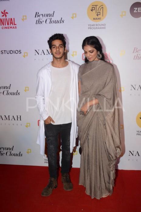 Malavika Mohanan makes stylish appearance at Beyond The Clouds screening!