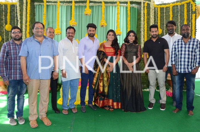 Kalyan Ram, Nivetha Thomas and Shalini Pandey gear up for #NKR16- See photos!