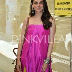Aditi Rao Hydari makes a graceful appearance in this simple ensemble