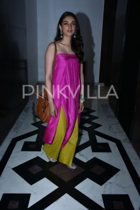 Aditi Rao Hydari makes a graceful appearance in this simple ensemble