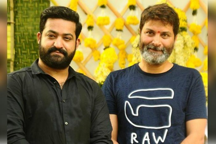 Jr NTR's film with Trivikram Srinivas to go on floors from tomorrow