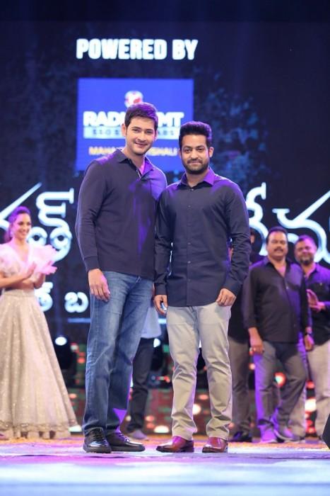 Jr NTR is all praise for Mahesh Babu starrer Bharat Ane Nenu