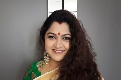 Khushbu Sundar making a comeback in Kannada films after eight years