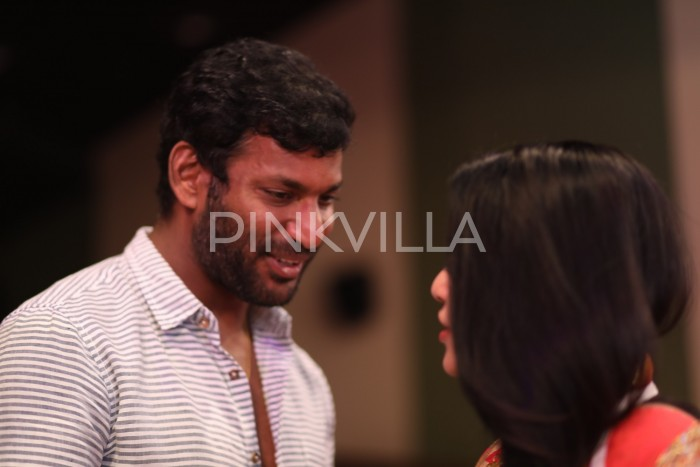 Photos: Vishal and others grace the MGR-Sivaji Awards