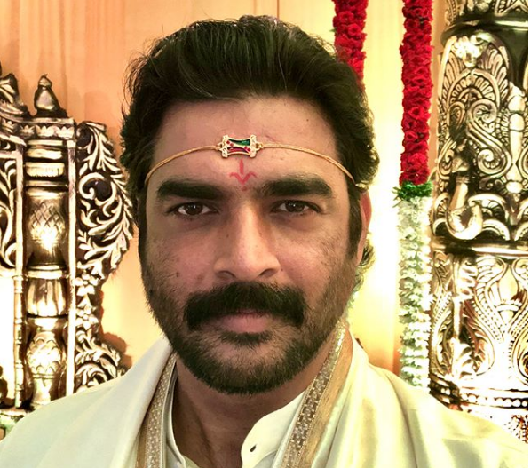 Photo: Madhavan wraps up the shoot of Savyasachi
