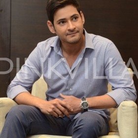 Photos: Mahesh Babu looks smart as he attends interviews for Bharat Ane Nenu