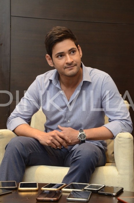 Photos Mahesh Babu Looks Smart As He Attends Interviews For