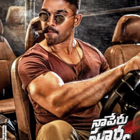 Allu Arjun wraps up shoot of Naa Peru Surya; Posts an emotional message on last day