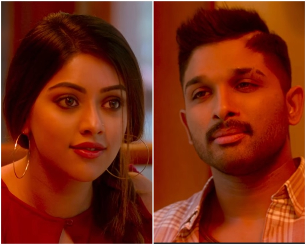 Watch: Beautiful Love Video Song from Allu Arjun and Anu Emmaneul starrer Naa Peru Surya is out now