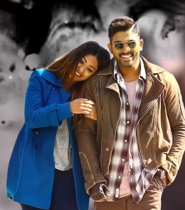 Beautiful Love from Allu Arjun's Naa Peru Surya is a melodious romantic number