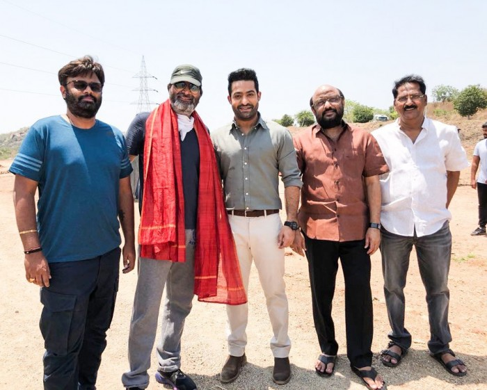 NTR 28: Jr NTR's film with Trivikram Srinivas to goes on the floors