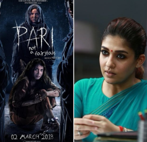 Nayanthara to star in the Tamil remake of Anushka Sharma's Pari, say reports