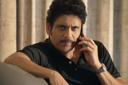 Teaser of Akkineni Nagarjuna and Ram Gopal Varma's OFFICER will leave us spellbound