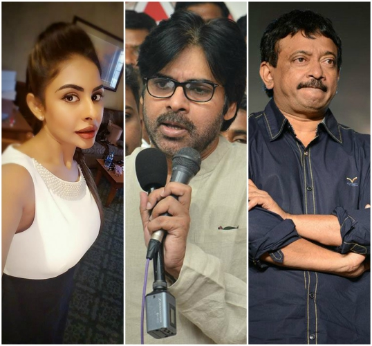 Pawan Kalyan breaks his silence on Sri Reddy abusive rant and Ram Gopal Varma's instigating attitude