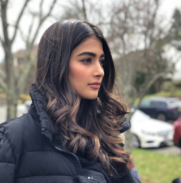 Photos: Pooja Hegde is shooting for Saakshyam in the US and photos from her trip are delightful