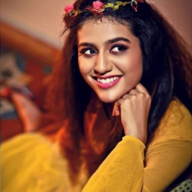 Priya Prakash Varrier looks extremely cute in her latest photo