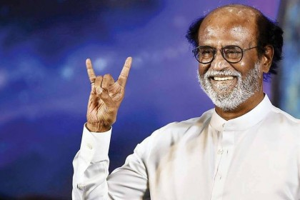 Rajinikanth on his films possibly being banned in Karnataka: The producers will take care of it
