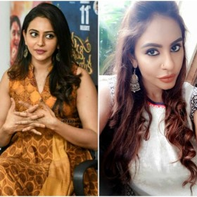 Rakul Preet deserves my apologies, says Sri Reddy in the Tollywood casting couch issue