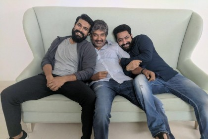Ram Charan and Jr NTR starrer multi-starrer to be made on a 300-crore budget, says producer Dhanayya