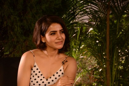 Samantha Akkineni: I never knew I could make ugly faces or twist my mouth as I do in Rangasthalam