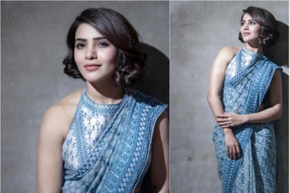 Yay or Nay: Samantha Akkineni in Anita Dongre