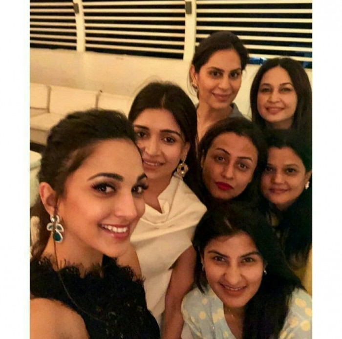 Photos: Mahesh Babu and wife Namrata host a party for Jr NTR, Ram Charan and many others