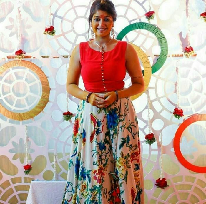 Photos: Wedding celebrations of Meghana Raj and Chiranjeevi Sarja kickstart with the haldi ceremony