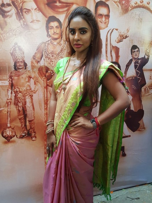 Sri Reddy on the Kathi Mahesh controversy: We won't spare anyone