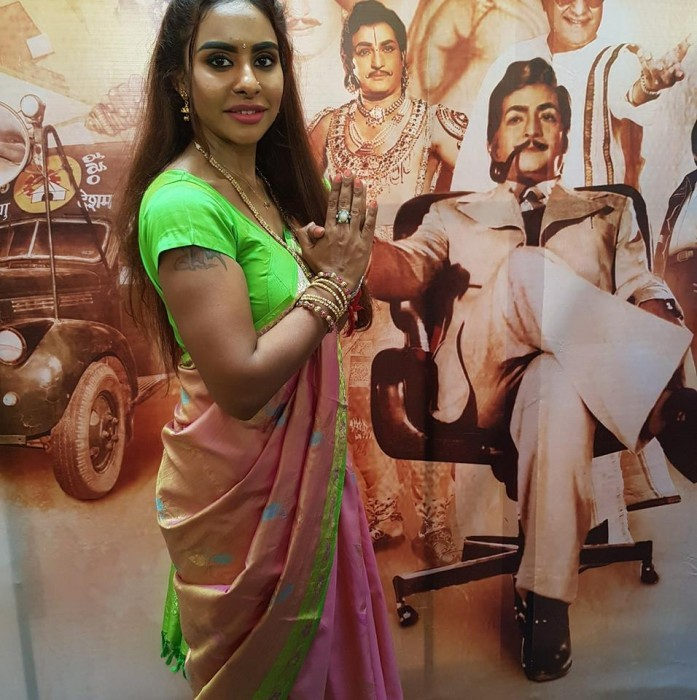 Sri Reddy reacts to Pawan Kalyan's remarks on her claims about the casting couch