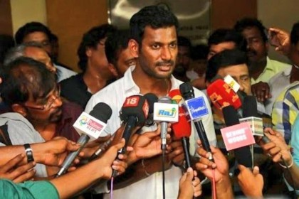 Tamil film industry strike called off after tripartite meeting; Pending films to be released starting April 20