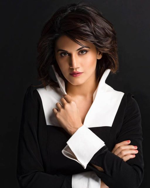 Taapsee Pannu about Ghazi winning a National Award: I am ecstatic