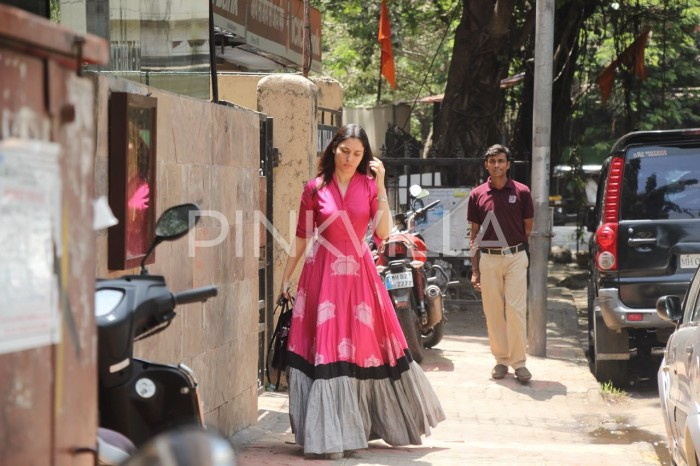 Tamannaah Bhatia spotted in Mumbai2