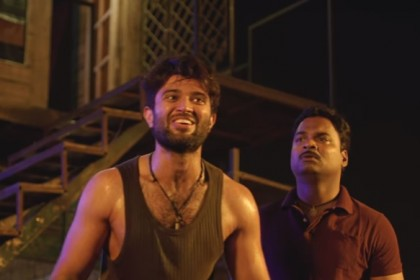Taxiwaala Teaser: Vijay Deverakonda sets out on another crazy ride