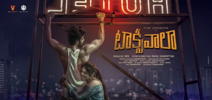 Vijay Deverakonda on Taxiwaala: it's new age stressbuster!