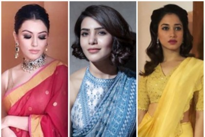 Style check: Samantha Akkineni to Tamannaah Bhatia-which actress looks stunning in a sari?