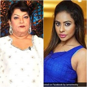 Sri Reddy reacts to Saroj Khan's controversial comment on casting couch in Bollywood
