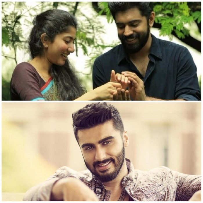 Arjun Kapoor in Premam Hindi remake and fans are unhappy about it