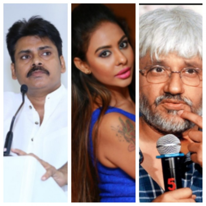 Sri Reddy casting couch fight: Here's what celebrities have to say!
