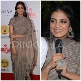 Malavika Mohanan makes a stylish appearance at Beyond The Clouds screening!