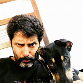 Birthday Special: These personal photos of Vikram are too good to be missed