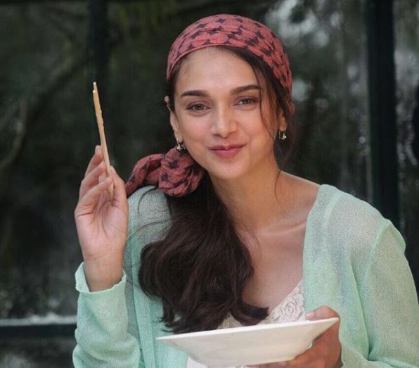 Aditi Rao Hydari turns leading lady opposite Varun Tej in Sankalp Reddy's next Telugu film
