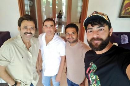 Anil Ravipudi's F2 starring Venkatesh, Varun Tej starts rolling from June